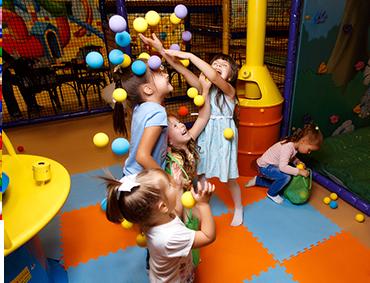 Игровых автоматы для детей в Карамельке
