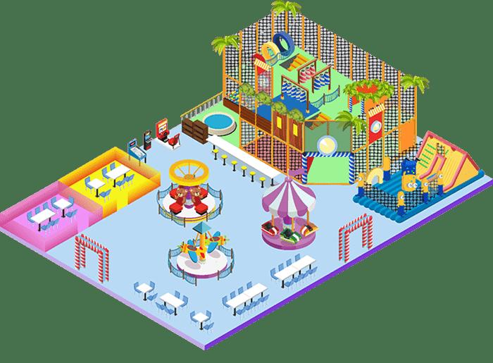 Карамелька ТРЦ Dana Mall