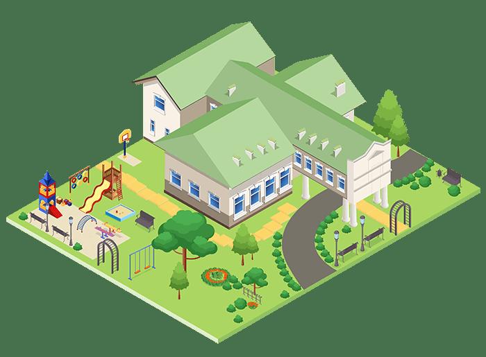 Детский сад Делакруа